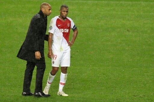 Für Thierry Henry und AS Monaco läuft es nicht rund