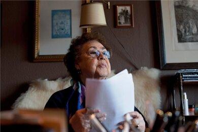 Gisela Steineckert hat am gestrigen Donnerstag ihren 90. Geburtstag gefeiert.