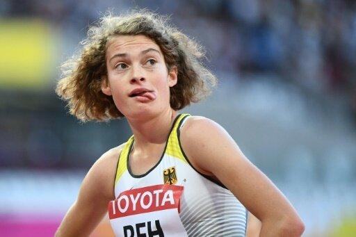 Alina Reh gelassen nach viertem Platz über 10.000 Meter