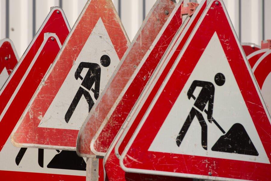 Bau und Ausbau von Straßen kommen nur langsam voran