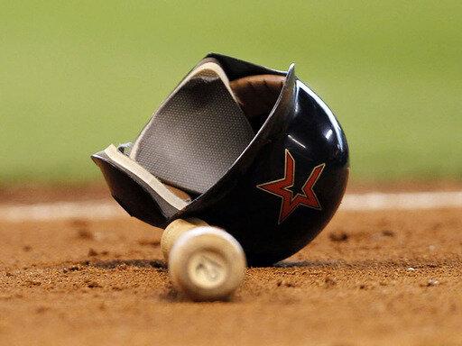 Die San Francisco Giants und Texas Rangers spielen um den Baseball-Titel