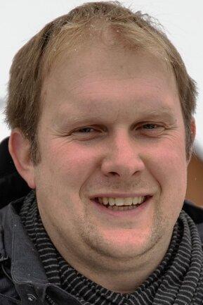 Jens Benedict - Kandidat für dasBürgermeisteramt