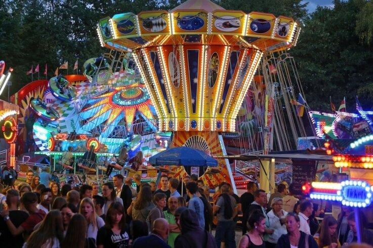 Das Bergfest zog jedes Jahr etliche Besucher an. Dieses Jahr dürfen maximal 1000 Personen gleichzeitig aufs Festgelände.