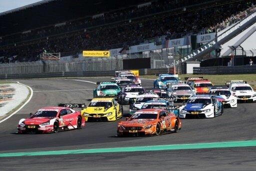 Die DTM macht weiter auf dem Nürburgring Halt
