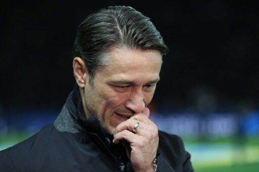 Niko Kovac muss auf mehrere Stammspieler verzichten