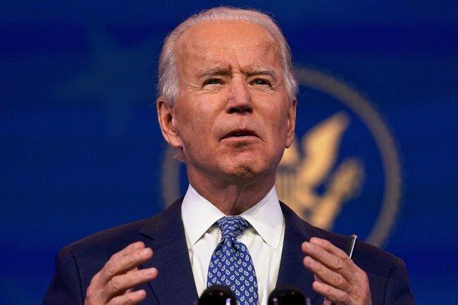 """Wird der gewählte US-Präsident, Joe Biden, es schaffen, zu """"heilen und wieder aufzubauen"""", wie er es ankündigt?"""