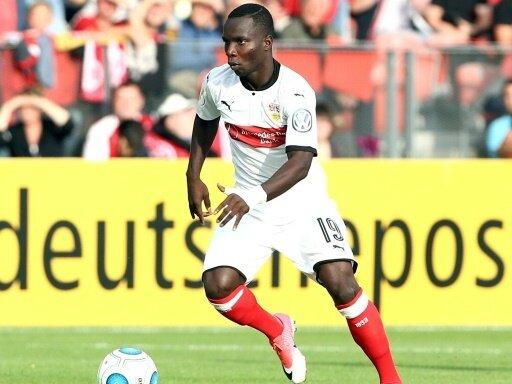 Chadrac Akolo erzielte das zwischenzeitliche 3:0