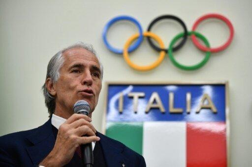 CONI-Präsident Giovanni Malago