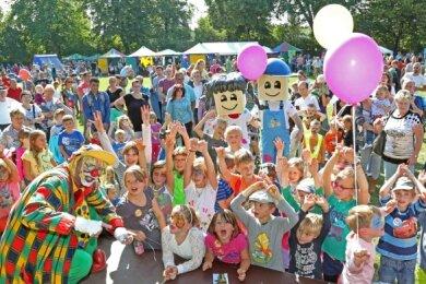 Zwikkifaxx gilt als größtes Kinderfest Sachsens - wenn es überhaupt 2021 stattfindet, dann ganz anders als sonst.