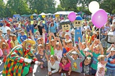 Zwikkifaxx gilt als größtes Kinderfest Sachsens - in diesem Jahr muss es ausfallen