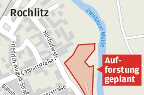 Pläne für neuen Stadtwald werden konkret