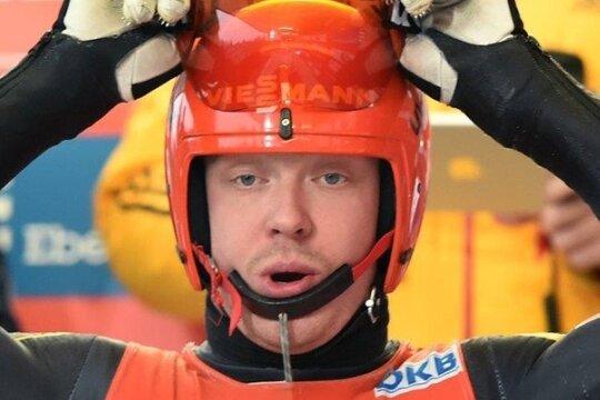Ralf Palik - Olympiasieger Felix Loch könnte in Altenberg zum vierten Mal in Folge den Gesamtweltcup gewinnen.