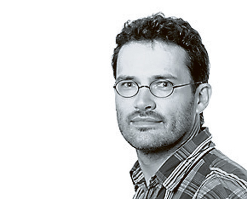 Redakteur Ronny Schilder