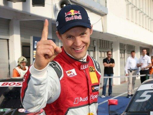 Ekström wird zum ersten Mal Rallycross-Weltmeister
