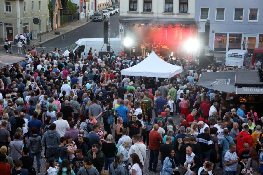 Harte Klänge in Meerane - feiner Jazz in Glauchau