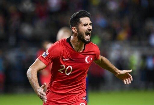 Akbaba wurde zum Matchwinner für die Türkei