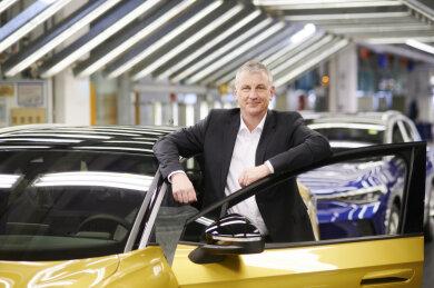 Stefan Loth, Vorsitzender der Geschäftsführung Volkswagen Sachsen