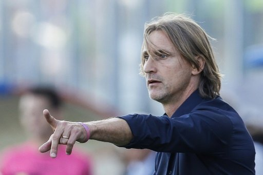 Davide Nicola ist neuer Trainer in Udine