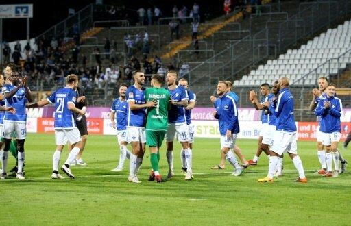 Darmstadt 98 siegte gegen den 1. FC Heidenheim