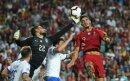 Macht das Siegtor gegen Italien: Andre Silva