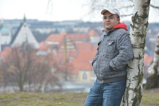 Ahmad kam als Flüchtling aus Syrien nach Freiberg. Doch sein Weg führt ihn jetzt ins Ruhrgebiet.