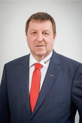 Dietmar Arndt - NDZ-Nagano-Geschäftsführer