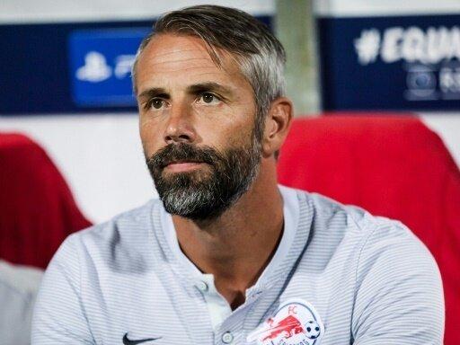 Marco Rose könnte in Hoffenheim auf Nagelsmann folgen