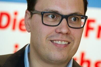 Dirk Panter, Vorsitzender der SPD-Landtagsfraktion