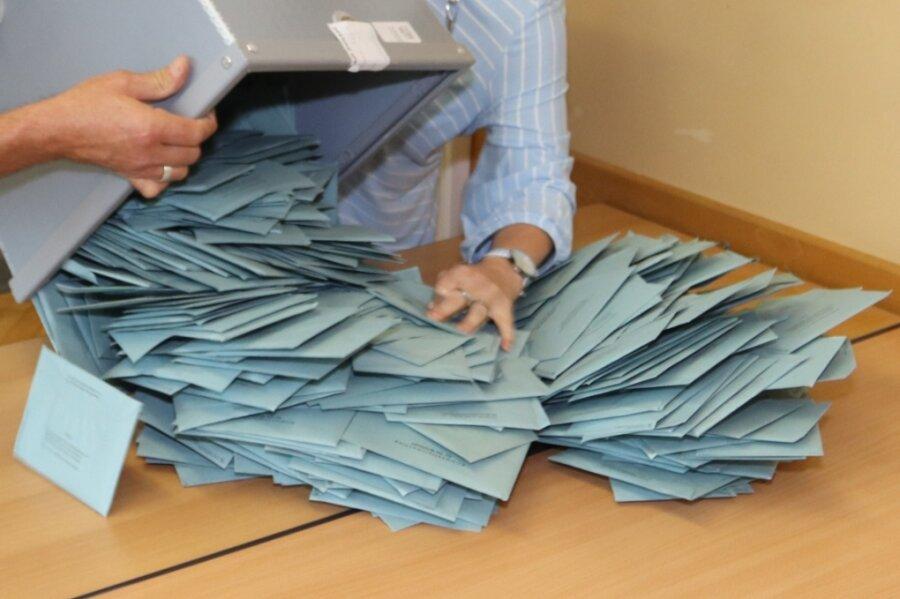 Im Bundestagswahlkreis 165 lag die Wahlbeteiligung bei 74,4 Prozent.