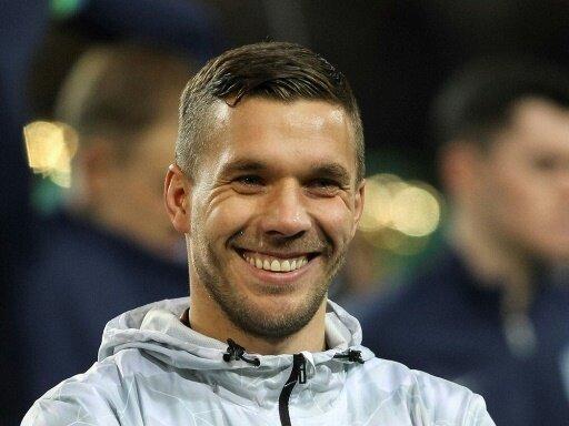 Lukas Podolski wird Botschafter der Handball-WM