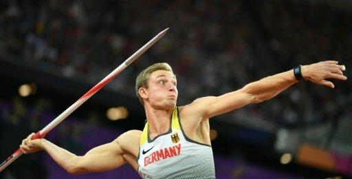 Speerwurf-Olympiasieger Röhler verliert in Ostrau