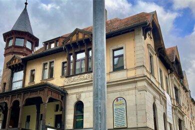 Die Gantenberg-Villa heißt heute Bürgerhaus und ist seit 30 Jahren Sitz des Auer Fördervereins für Jugend-, Kultur- und Sozialarbeit.