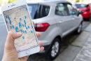 Im Dresdner Umland werden ab August 2018 Hunderte Parkplätze mit Sensoren ausgerüstet. Mit Hilfe der App soll es dann möglich sein, aus der Ferne einen freien Stellplatz zu finden.