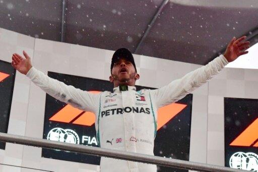 Formel 1: Hamilton gewinnt Großen Preis von Deutschland