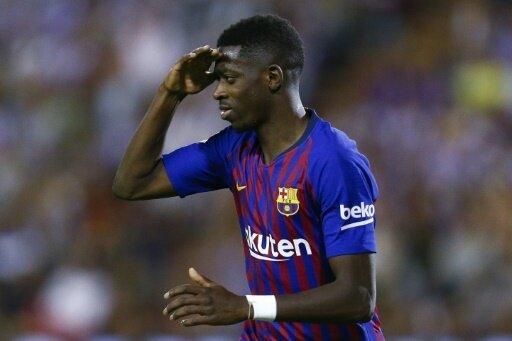 Ex-BVB-Kicker Ousmane Dembele erlöste Barcelona