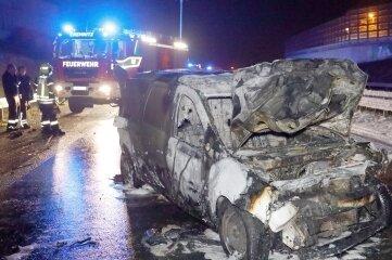 Bei dem Unfall wurden fünf Menschen verletzt.