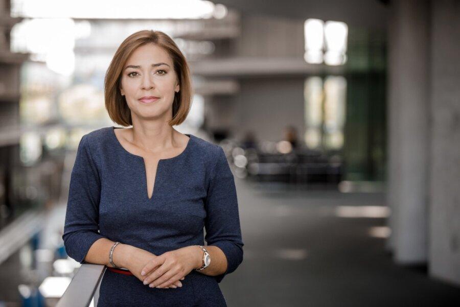 Die CDU-Bundestagsabgeordnete Yvonne Magwas.