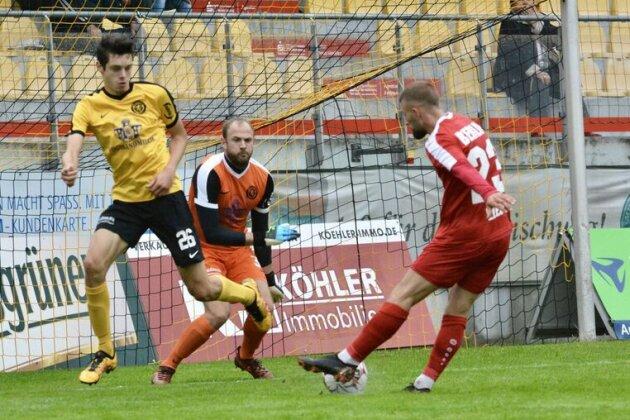 VfB Auerbach unterliegt dem Berliner AK mit 2:3