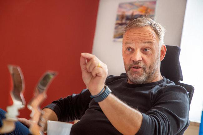 Dirk Neubauer.