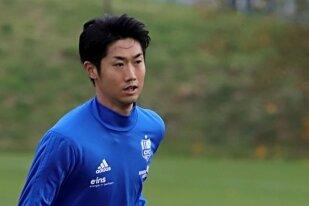 Trainiert seit Dienstag beim CFC:Naoyuki Yamazaki.