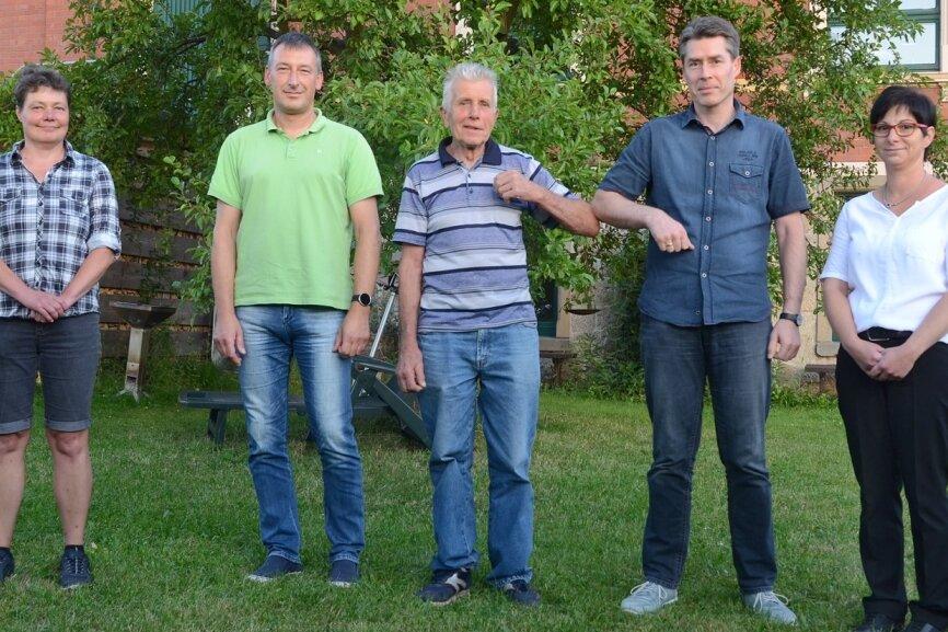 Nach 25 Jahren: Wachablösung beim SV Blau-Weiß Auerbach