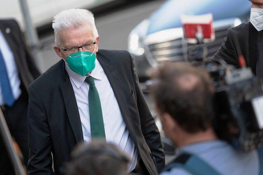 Der grüne Ministerpräsident Winfried Kretschmann entschied sich gegen alle Widerstände in seiner Partei für Grün-Schwarz.