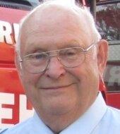 SiegfriedFischer - Geehrt für 60 Jahre bei der Feuerwehr