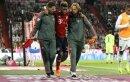 Kingsley Coman verletzte sich beim Saisonauftakt am Fuß