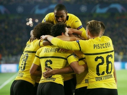 Borussia Dortmund ist diese Saison noch ungeschlagen