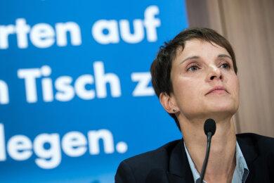 Frauke Petry.