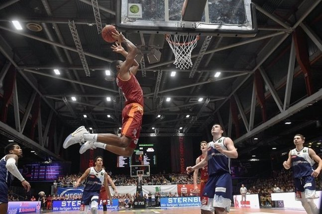 Chemnitzer Basketballer Niners sollen ins Kino kommen
