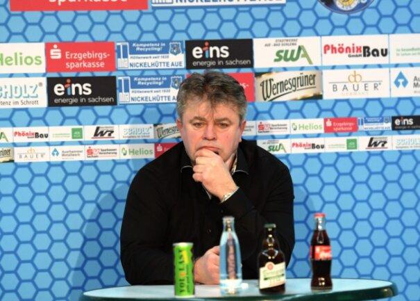 EHV-Manager Rüdiger Jurke ist fassungslos