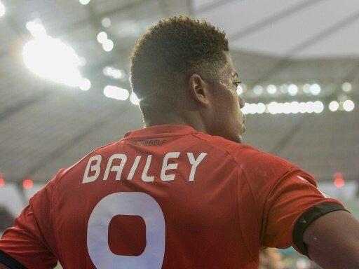 Leon Bailey wird Bayer Leverkusen in Pforzheim fehlen