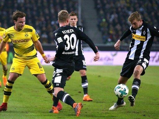 ZDF überträgt Spiel zwischen Dortmund und Gladbach